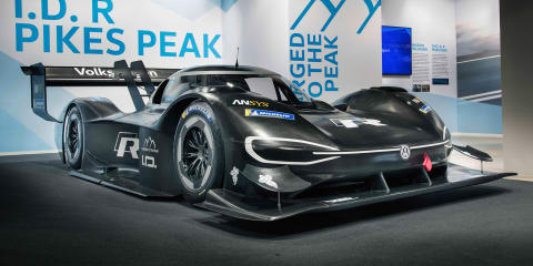 Volkswagen I.D. R: Powertrain detailed ahead of Pikes Peak