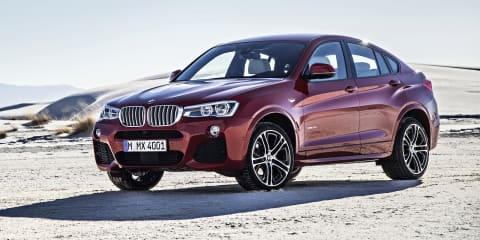 BMW X range set to expand even further