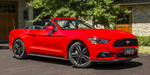 2016 Ford Mustang Ecoboost Convertible Review