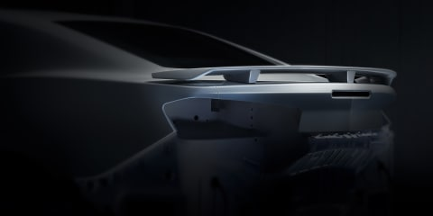 Next-gen Chevrolet Camaro rear end and bonnet teased