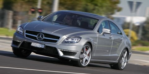 2011 Mercedes-Benz CLS Review