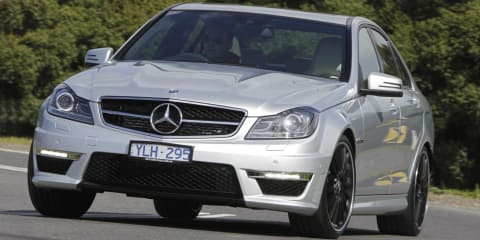 Mercedes-Benz C-Class tops 40,000 Australian sales