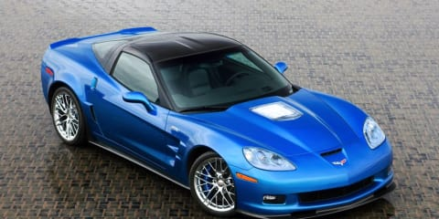 Chevrolet Corvette gets mid-engine layout