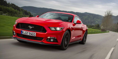 Ford Mustang sold out until 2017