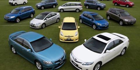 Toyota wins 2009 Loyalty Awards