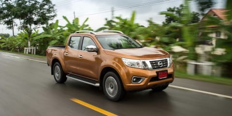 2015 Nissan Navara: Two new diesels but V6 dropped