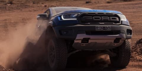 Ford Ranger Raptor warranty won't extend to stunt driving