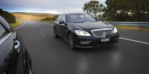 Mercedes-Benz S63 AMG Review