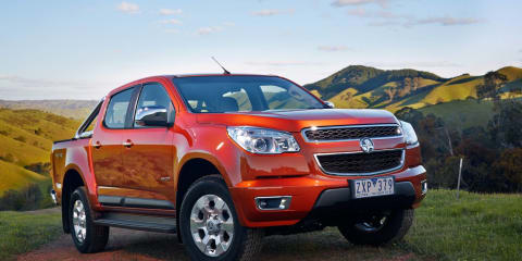 2014 Holden Colorado Review