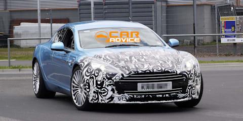 Aston Martin Rapide S: hotter Panamera S rival coming