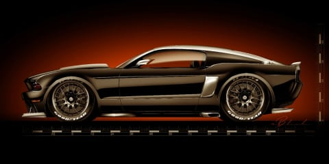 Ford Mustang: 2013 SEMA concepts revealed