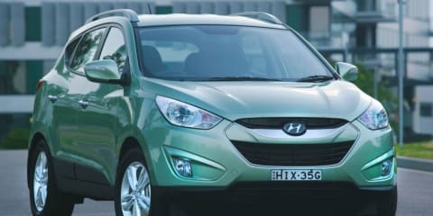 Hyundai ix35 Review & Road Test