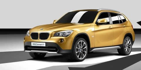 BMW X1 interest grows ahead of Australian launch