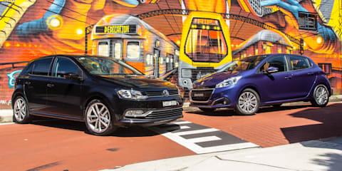 Volkswagen Polo v Peugeot 208 : Comparison Review