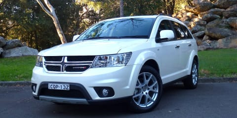 2016 Dodge Journey recalled for transaxle fix