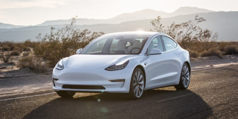 Tesla Model 3: Australian orders opening in May