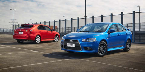 2015 Mitsubishi Lancer pricing and specifications : New $18,990 starting price, Evo cut by $7000