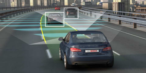 Bosch launching autonomous driving technology in 2014