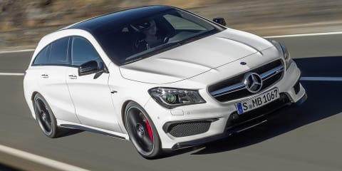 2016 Mercedes-AMG CLA45 and GLA45 get big power boost, new tech - UPDATE