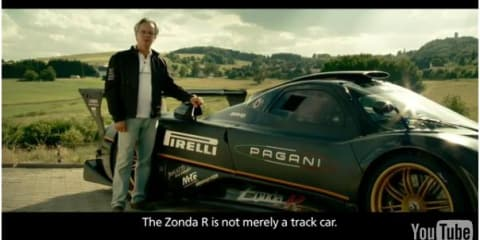 Video: Pagani Zonda R creator Horacio Pagani talks about the Nurburgring lap record