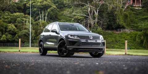 2016 VW Touareg V6 TDI Wolfsburg Edition review