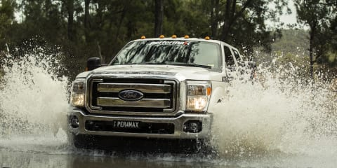 2015 Ford F-250 Review