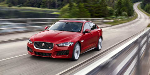 Jaguar XE :: Initial specifications revealed - UPDATED