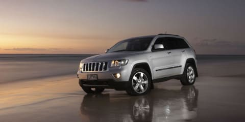 Chrysler Australia achieves Record Sales