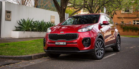 2016 Kia Sportage GT-line (AWD) Review