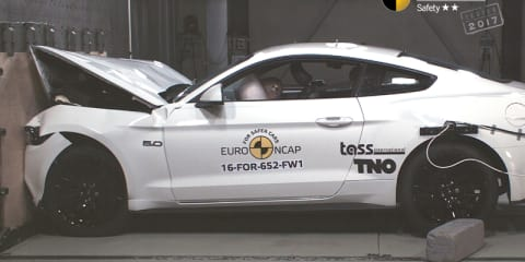 Ford resisted Mustang testing, ANCAP alleges: A deep-dive into this week's shocking two-star crash test result