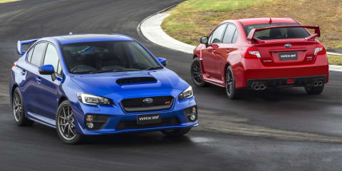 2015 Subaru WRX STI : stuns with $49,990 price tag