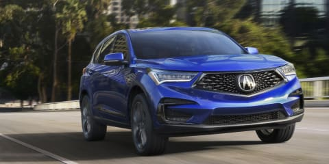 2019 Acura RDX revealed
