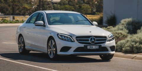 2019 Mercedes-Benz C-Class recalled