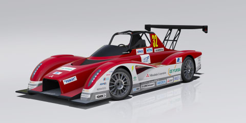 Mitsubishi MiEV Evolution II: electric racers bound for Pikes Peak
