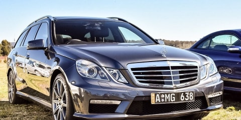 2012 Mercedes-Benz E63 AMG review Review
