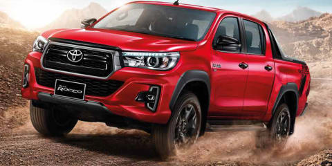2018 Toyota HiLux gets a beastly make over