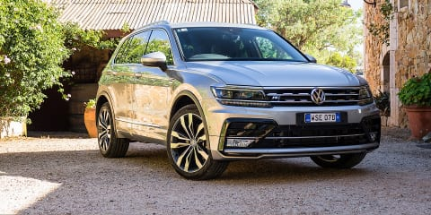 Volkswagen eyeing hot R-badged SUVs - report