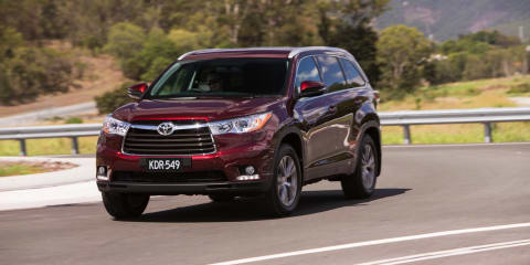 2014 Toyota Kluger Review
