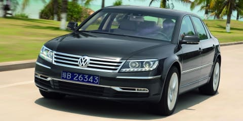 Volkswagen Phaeton set for US return, possible Detroit appearance