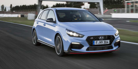 Hyundai i30 N might offer racetrack warranty