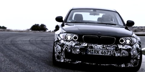 Video: BMW 1 Series M Coupe official teaser