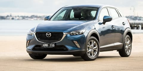 2017 Mazda CX-3 Maxx review