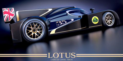 Lotus Le Mans Project