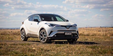 2017 Toyota C-HR Koba review