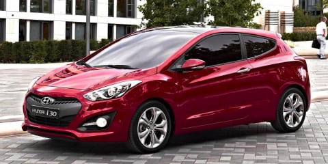 Hyundai i30 Tourer opens the door for sporty three-door variant
