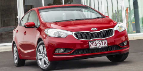 "2016 Kia Cerato primed for ""significant"" styling update"