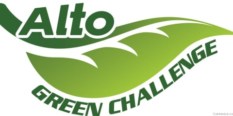 Suzuki Alto Global Green Challenge update
