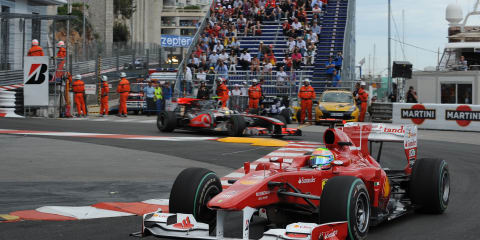 Ferrari Formula 1 Team celebrates its 60th Birthday
