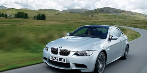 BMW M3's controversial straight six to V8 switch proves popular
