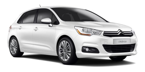 2013 CITROEN C4 SEDUCTION e-HDi